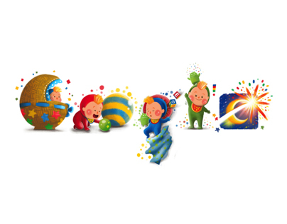 The Story of 4th September Boy // Google Birthday