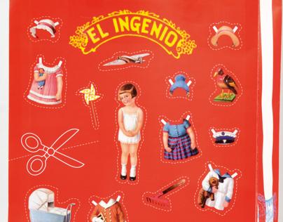 Shopping bag El Ingenio