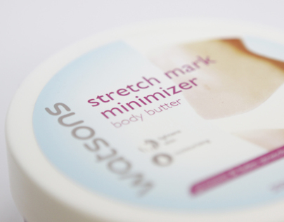 Watsons Stretch Mark Minimizer
