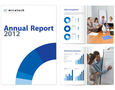 Annual Report, Pamphlet - Miratech