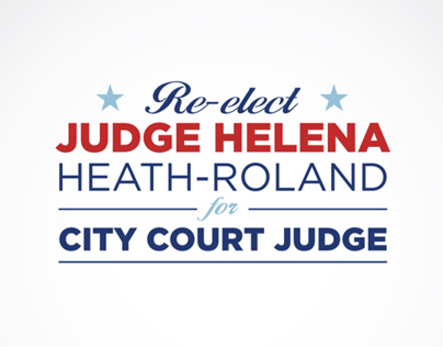 Judge Helena Heath-Roland Logo Concept