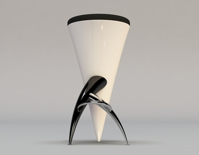Cyra - bar stool concept.