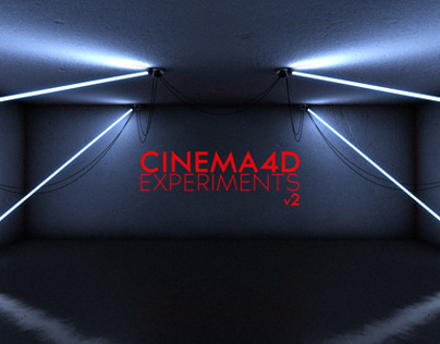 Cinema4D Experiments v2