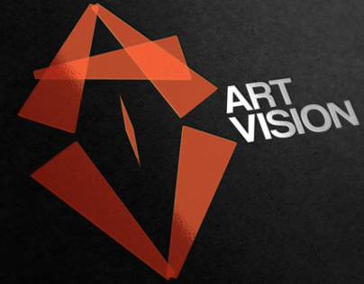 Logo design Art Vision