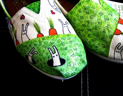 Rabbit Holes: Shoe Design