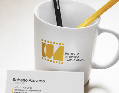 Rebranding ICA - Instituto do Cinema e do Audiovisual