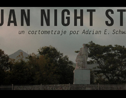 Juan Night Stand Credits Design