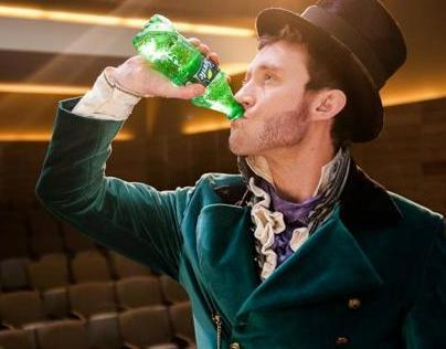 "Sprite© Refreshing Films ""Lord Olivier"" Commercial"