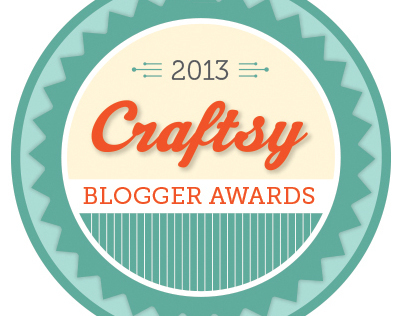 Craftsy Blog Awards