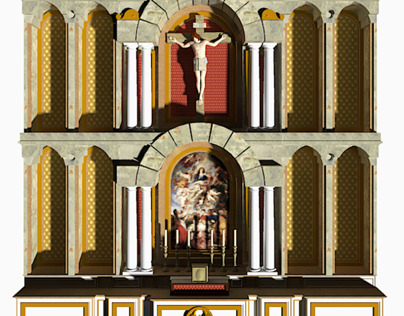 THESIS: Retablo Design