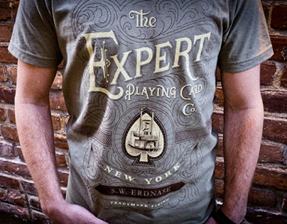 Expert Playing Card Co. T-Shirt