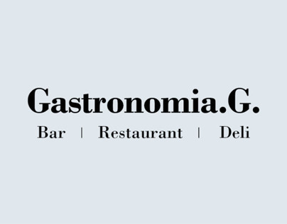Gastronomia G Business Card