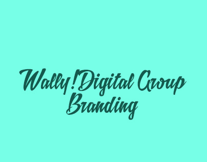 The Wally! Digital Group Logo