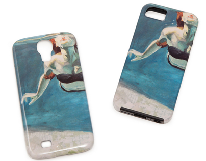 Swimming Series &  iPhone Case Design Application