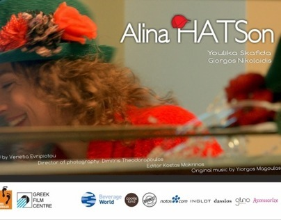 "Set Decorator Assistant - short movie - ""ALINA HATson"""