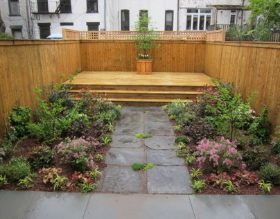 Carpentry, Landscape Design