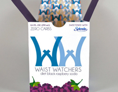 Package Re-design: Waist Watchers