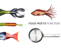 Food meets function