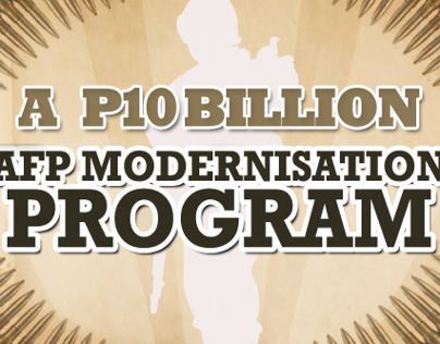 Infographic: A P10 Billion AFP Modernisation Program