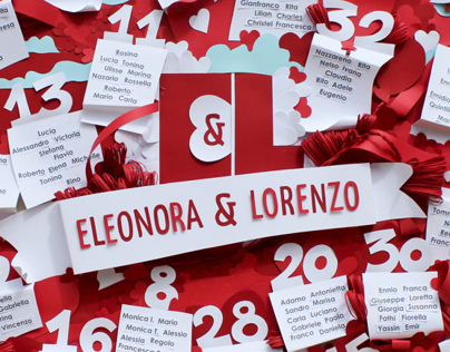 Eleonora & Lorenzo / Wedding Design