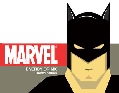 Marvel energy drink