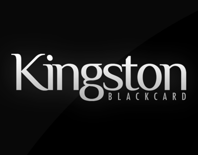 Kingston Blackcard