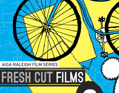 AIGA Fresh Cut Films Opener