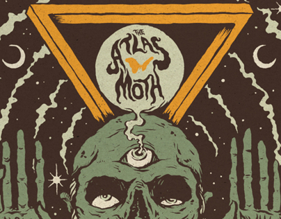The Atlas Moths Master of Blunt Hits