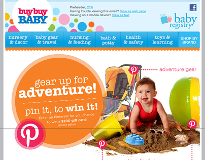 BuyBuyBABY Email Program