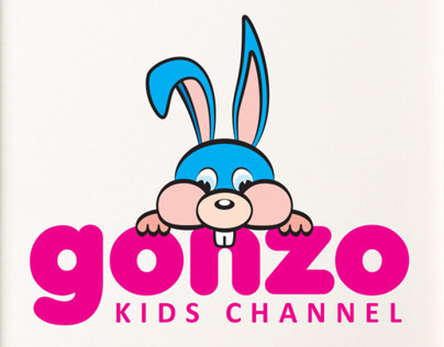 GONZO KIDS CHANNEL CORPORATE IDENTITY