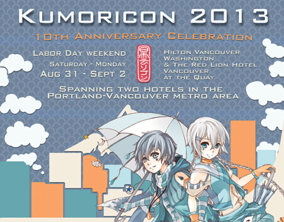 Kumoricon 2013 Compilation