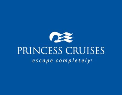 Princess Cruises Television Interface