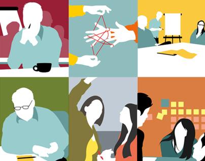 Community Futures Illustration Suite