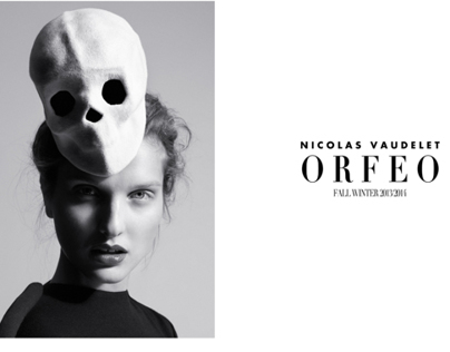 Nicolas Vaudelet Lookbook