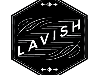 Lavish Beach Logo Variations
