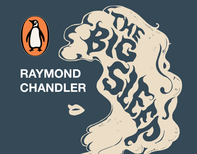 The Big Sleep | Penguin Design Award