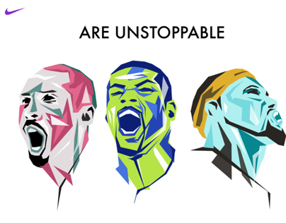 ARE UNSTOPPABLE..