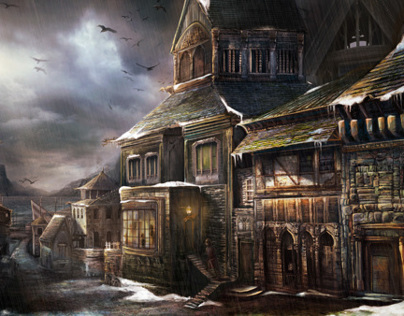 The Soulkeeper Exterior Concept