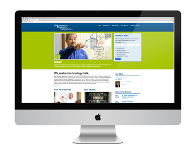 GBA Systems Integrators Site Redesign