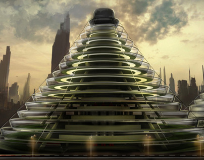 Stupa concept - the future of agriculture