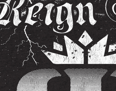 Relentless Brand - Reign On T-shirt