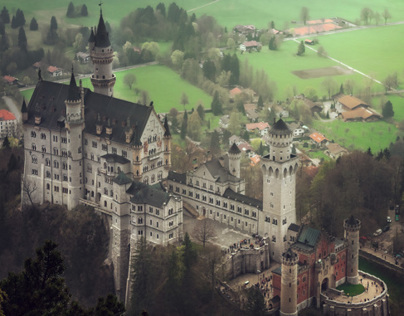 Neuschwanstein Castle | Bawaria Germany