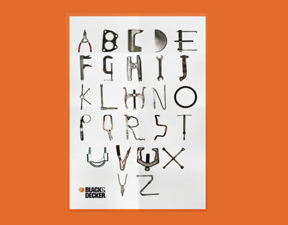 Use some Tools - Alphabet