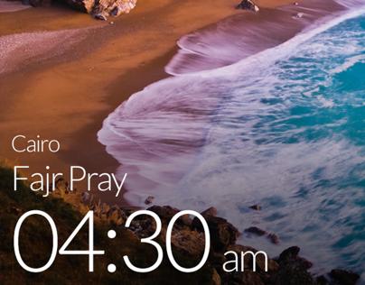 Prayer web app - WIP