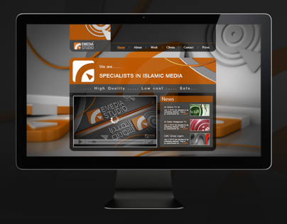 EmedisStudio - Website