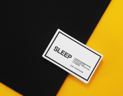 Sleep Projects Identity