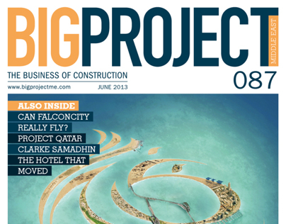 087 Big Project Middle East - June issue