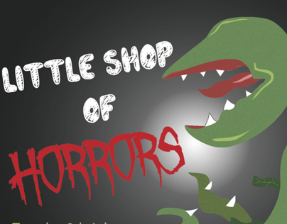 Little Shop of Horrors Programme