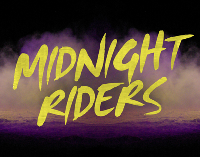 MIDNIGHT RIDERS by RED BULL & O'NEILL
