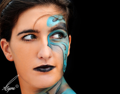 Body Art Photoshoot